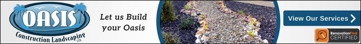 Oasis Construction Landscaping