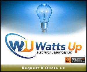 Watts Up Electrical Services Ltd.