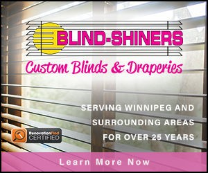 Blind-Shiners Custom Blinds & Draperies