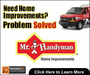 Mr. Handyman of Burnaby and New Westminster