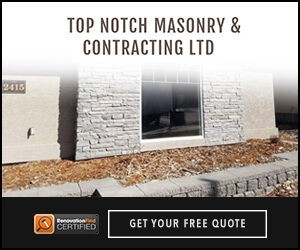 Top Notch Masonry & Contracting