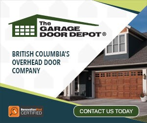 The Garage Door Depot of Greater Vancouver