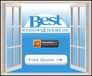 Best Windows & Doors Inc