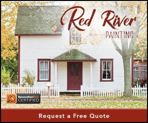 Red River Painting