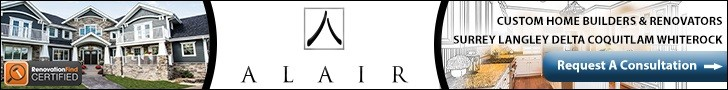 Alair Homes Vancouver