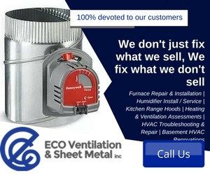 Eco Ventilation & Sheet Metal Inc.