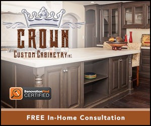 Crown Custom Cabinetry Inc.