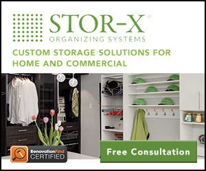 STOR-X Organizing Systems