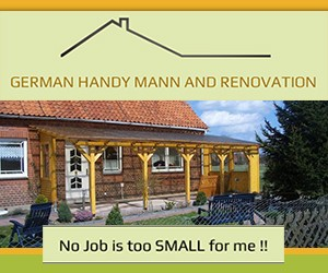 German Handy Mann and Renovation