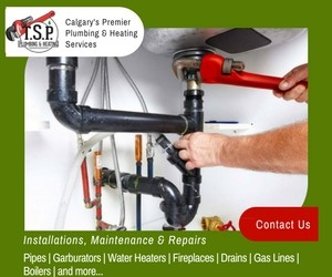 TSP Plumbing & Heating Ltd