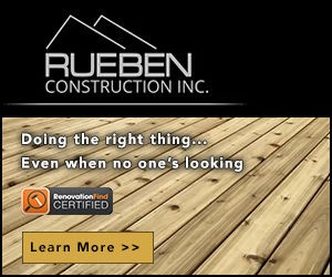 Rueben Construction Inc.
