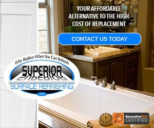 Superior Surface Refinishing Inc.