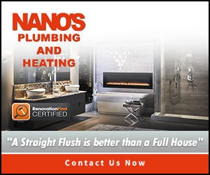 Nano's Plumbing & Heating Ltd.