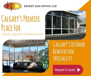 Desert Sun Patios Ltd.