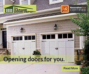 he Garage Door Depot Contact Us