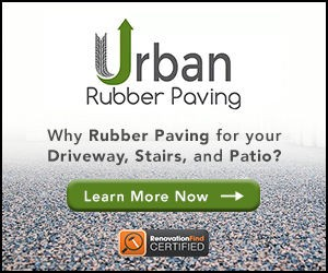 Urban Rubber Paving