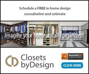 Closets by Design Vancouver