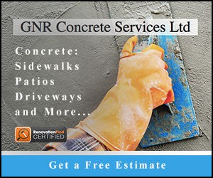 GNR Concrete Services Ltd.