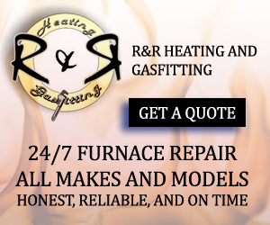 R and R Heating and Gas Fitting