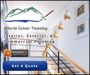 Alberta Colour Painting