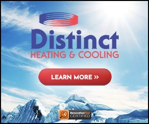Distinct Heating & Cooling Ltd.