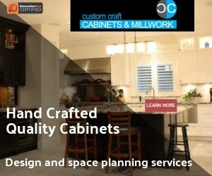 Custom Craft Cabinets and Millwork Ltd
