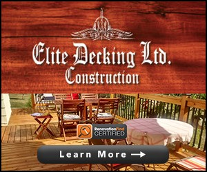 Elite Decking Ltd.