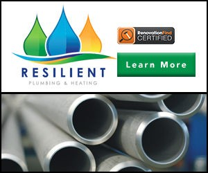 Resilient Plumbing & Heating, Inc.
