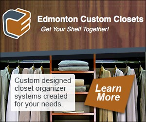 Edmonton Custom Closets