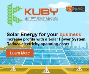 Kuby Renewable Energy Ltd.