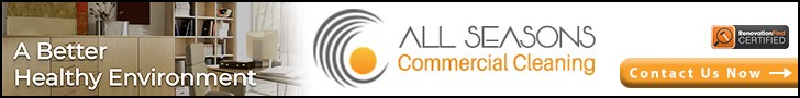 All Seasons Commercial Cleaning Ltd.