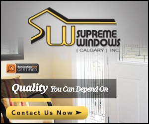 Supreme Windows (Calgary) Inc.