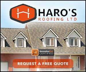 Haro's Roofing Ltd.