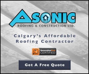Asonic Roofing & Construction Ltd.