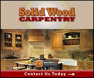 Solid Wood Carpentry