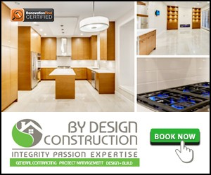 By Design Construction Inc.