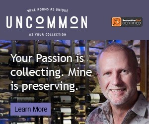 Uncommon Wine Rooms