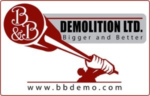 B Amp B Demolition Ltd In Edmonton Ab