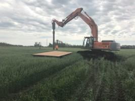 Alberta Screw Piles Ltd In Edmonton Ab