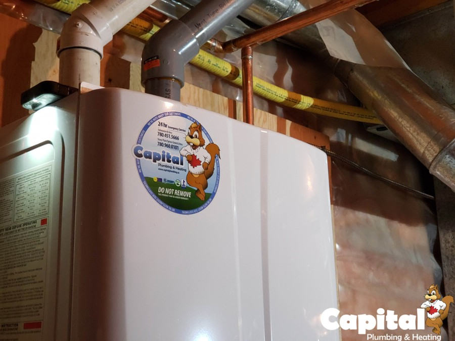 Capital Plumbing & Heating