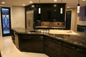 Large Detailed Kitchen
